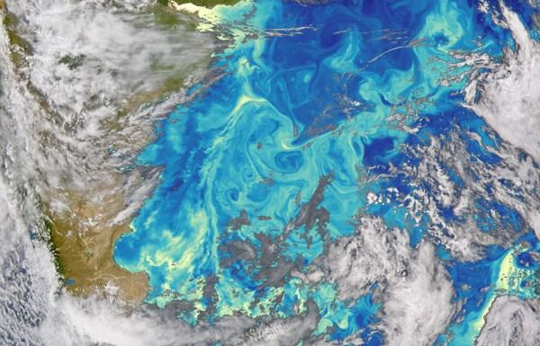 616 Waters Από το Διάστημα (25 φωτογραφίες)