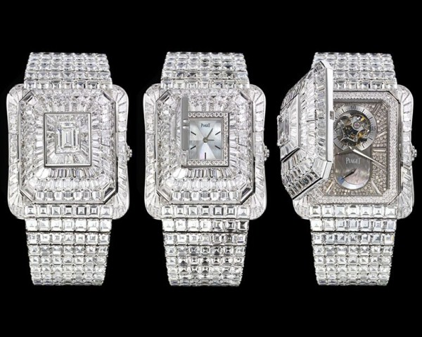 729 The Most Expensive Watches (10 photos)