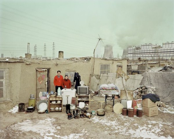 732 Portraits of Rural Chinese Families (36 photos)