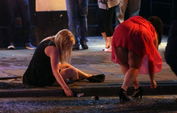 8 New Years Chaos in England (24 photos)