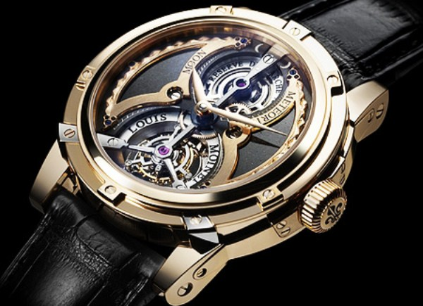 826 The Most Expensive Watches (10 photos)