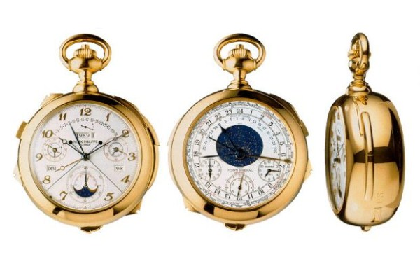 925 The Most Expensive Watches (10 photos)