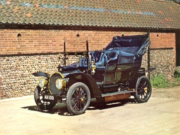 Amazing Cars Of The Past (24 photos) 9