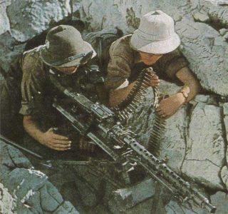 World War 2 Color Photos (55 photos)