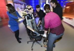 World's First Bionic Man (15 photos) 10