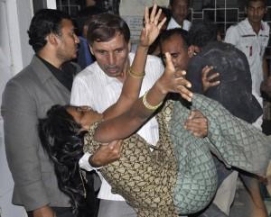 10 Deadlist Stampedes in India (10 photos) 10