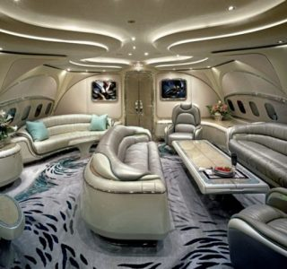 Inside the Most Expensive Private Jets (14 photos)