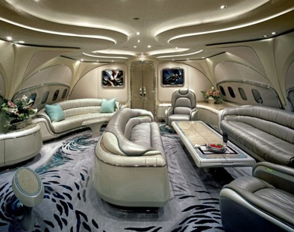 Inside the Most Expensive Private Jets (14 photos) 10