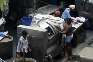 Public Laundry System in India (16 photos) 11