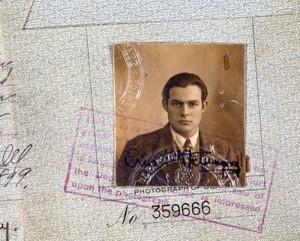 Passports of Fаmоus Реоple (17 photos) 11
