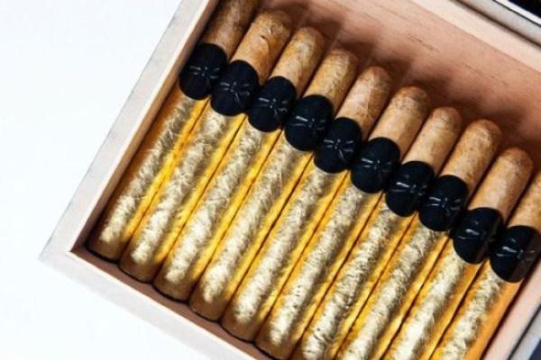 1160 Golden Cigar (7 photos)