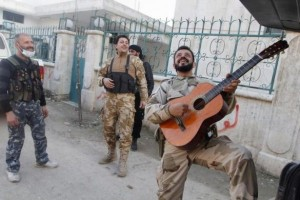 Off-Duty Rebels in Syria (30 photos) 1
