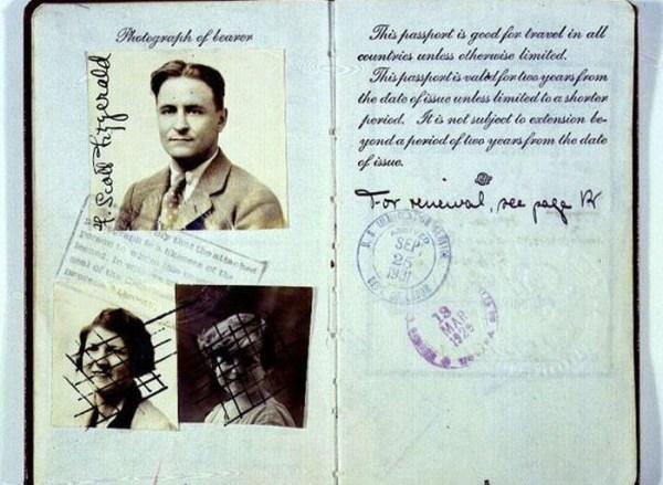 1219 Passports of Fаmоus Реоple (17 photos)