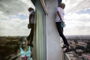 Alain Robert - The French Spiderman (20 photos) 1