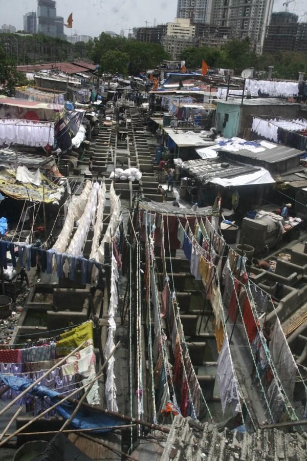 1314 Δημόσια Σύστημα Πλυντήριο ρούχων στην Ινδία (16 φωτογραφίες)