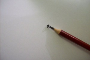 Intricate Sculptures Carved from a Single Pencil (24 photos) 13