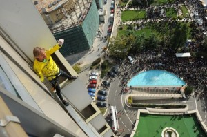 Alain Robert - The French Spiderman (20 photos) 13