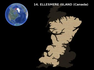 Earth's Largest Islands (15 photos) 14