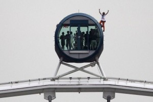 Alain Robert - The French Spiderman (20 photos) 14