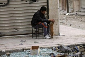 Off-Duty Rebels in Syria (30 photos) 14