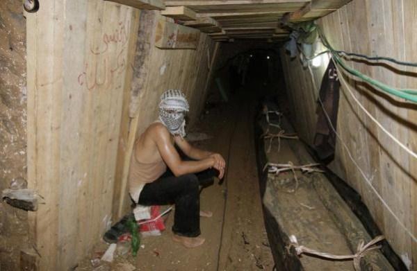 1519 Οι σήραγγες της Γάζας (20 φωτογραφίες)