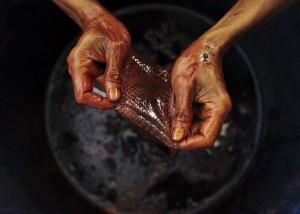 Production of Snakeskin Handbags (22 photos) 15