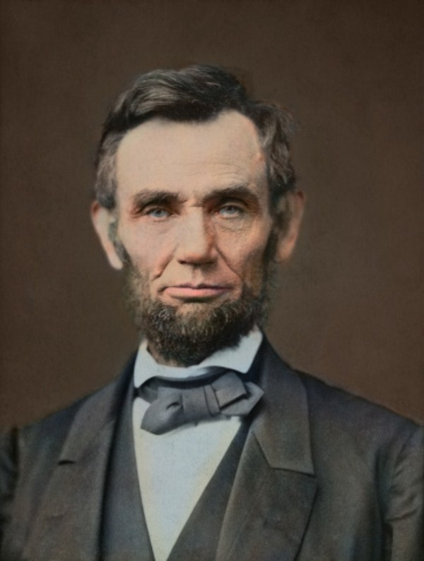 Past American Presidents in Color (24 photos) 15