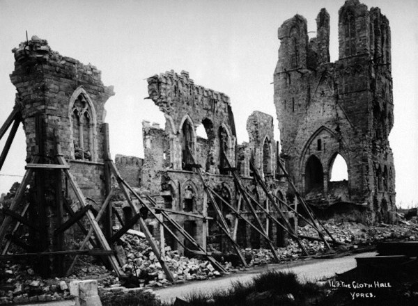 Devastating Effects of WWI (15 photos) 15