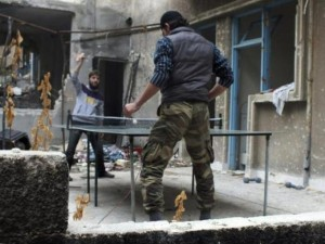 Off-Duty Rebels in Syria (30 photos) 16