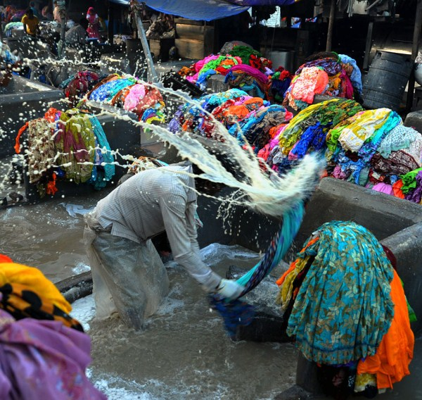 Public Laundry System in India (16 photos) 1