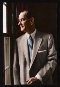 Past American Presidents in Color (24 photos) 17