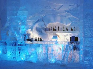 Ice Hotel in Canada (24 photos) 19