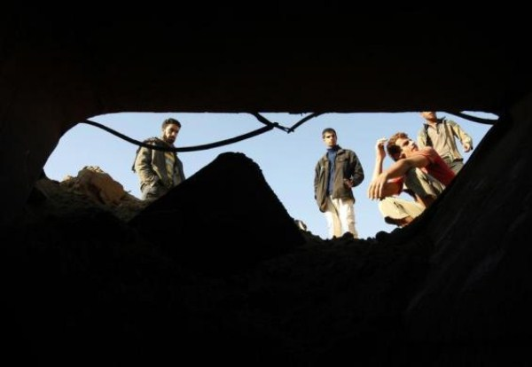1914 Οι σήραγγες της Γάζας (20 φωτογραφίες)