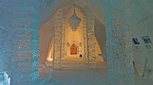 Ice Hotel in Canada (24 photos) 20