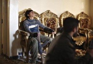 Off-Duty Rebels in Syria (30 photos) 19