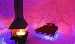 Ice Hotel in Canada (24 photos) 21