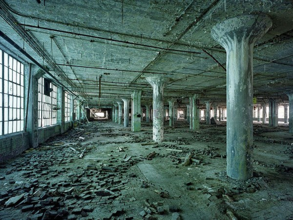 The Ruins of Detroit (32 photos) 21