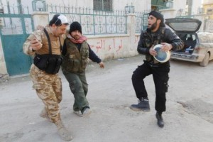 Off-Duty Rebels in Syria (30 photos) 2
