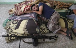 Off-Duty Rebels in Syria (30 photos) 21