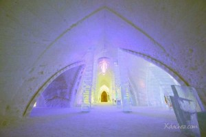 Ice Hotel in Canada (24 photos) 23