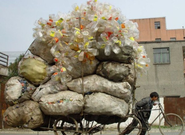 Huge Loads in China (24 photos) 24
