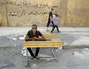 Off-Duty Rebels in Syria (30 photos) 26
