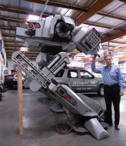 Full Size Robocop ED-209 (4 photos) 2