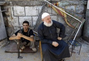 Off-Duty Rebels in Syria (30 photos) 27