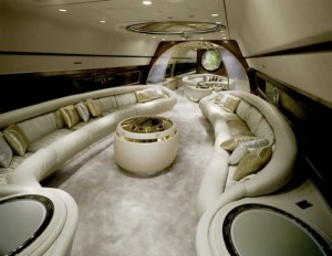 Inside the Most Expensive Private Jets (14 photos) 3