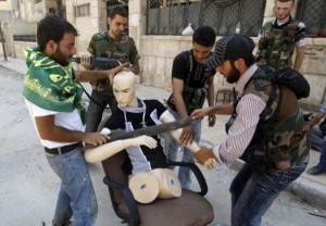 Off-Duty Rebels in Syria (30 photos) 3