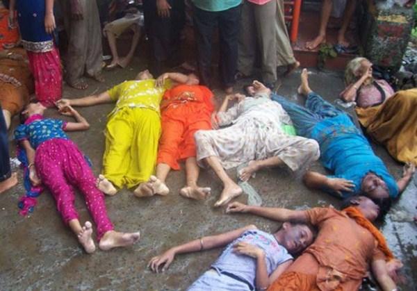 10 Deadlist Stampedes in India (10 photos) 3