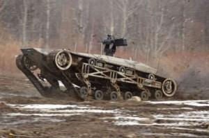 World's Fastest Tracked Vehicle (20 photos) 3
