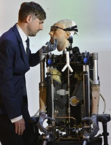 World's First Bionic Man (15 photos) 4