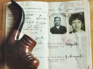 Passports of Fаmоus Реоple (17 photos) 4